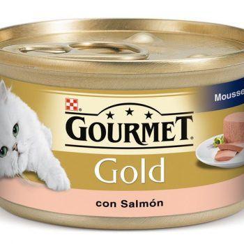 Gourmet Gold Mousse de Salmón