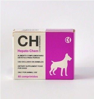 Hepato chem (60 comprimidos)