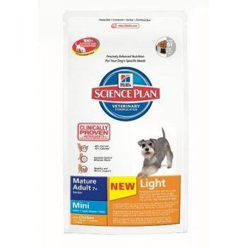 Hill's Canine Mature Adult 7+ Light Mini