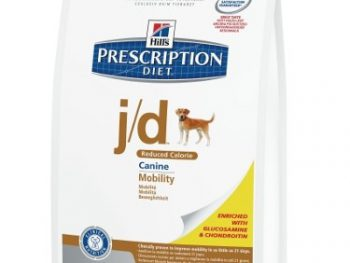 Hill's Canine J/D Reduced Calorie