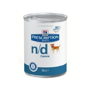 Hill's Canine N/D 360gr