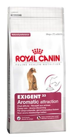 Exigent 33 - Aromatic Attraction