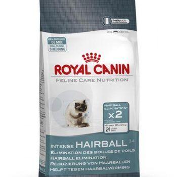 Feline Intense Hairball 34