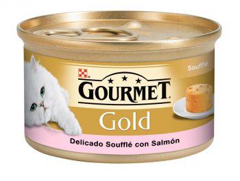 Soufflé Salmón
