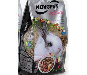 Alimentos Conejo Optima 750 gr