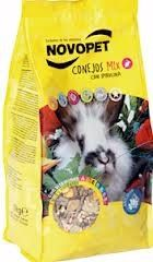Alimento Premium Conejo Mix