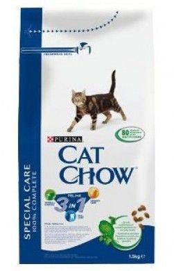 Cat Chow 3 en 1