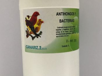 Antihongos y bacterias 1L.